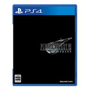 『FINAL FANTASY VII REMAKE』パッケージ