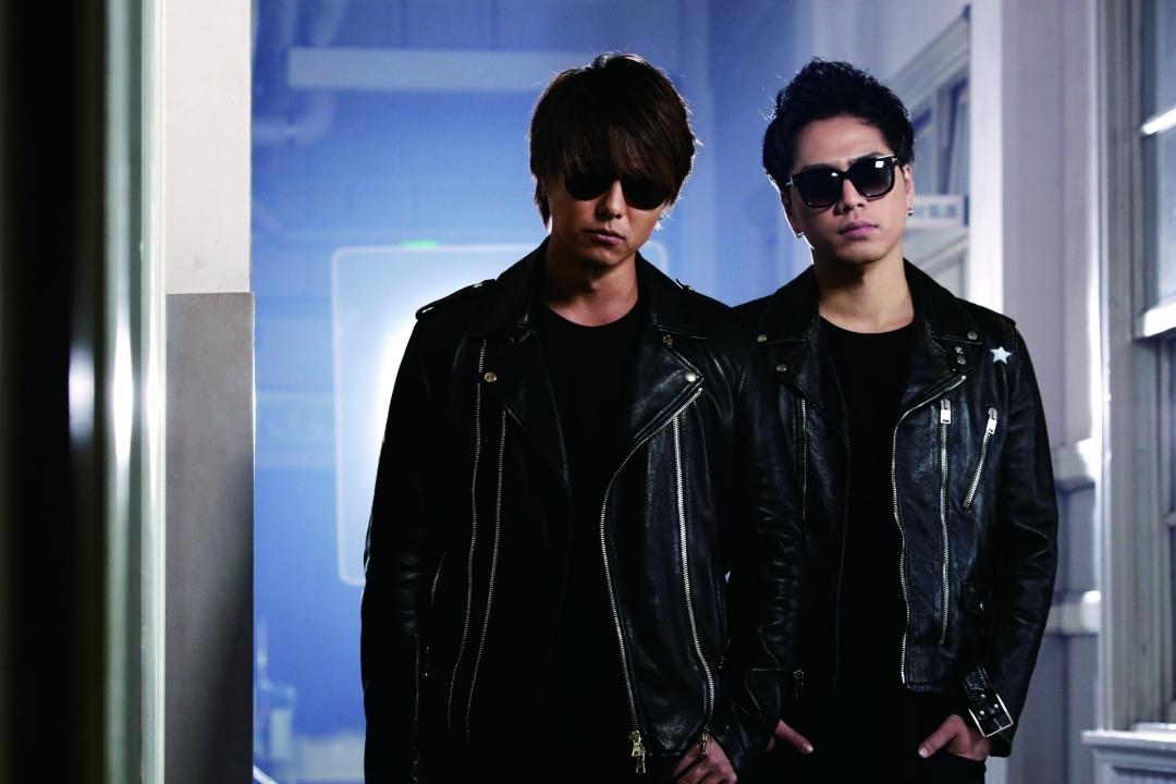 雨宮兄弟  左から、雅貴(TAKAHIRO)、広斗(登坂広臣 ) (C)2017「HiGH&LOW」製作委員会