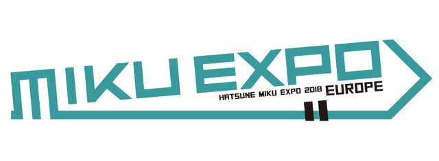 「HATSUNE MIKU EXPO 2018 EUROPE」ロゴ