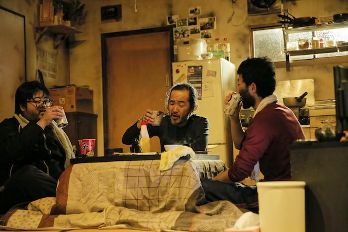 『笑顔の砦』より(撮影:堀川高志)