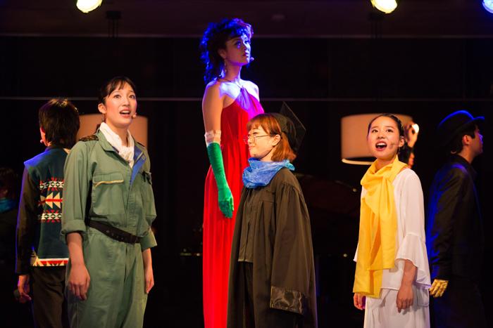 イープラス×日本芸術学園PTMC Presents ミュージカルライブ「星の王子さま」  (撮影:敷地沙織)