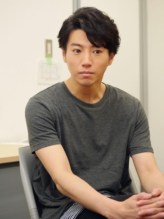 アルマン役・矢崎広