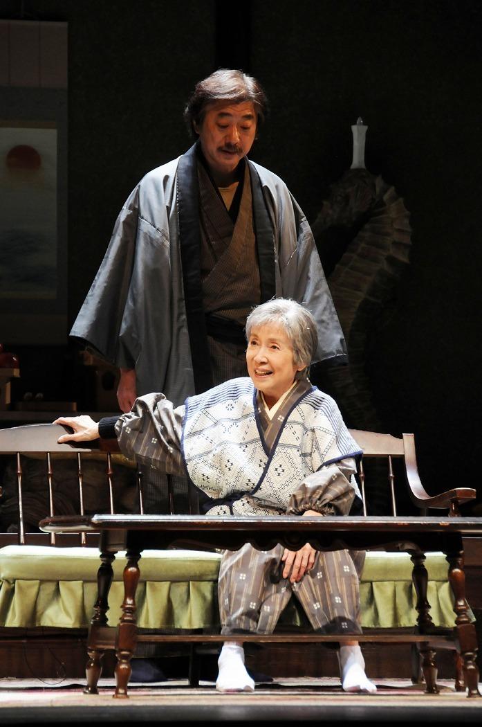 「カミサマの恋」 (2011年・株式会社劇団民藝)