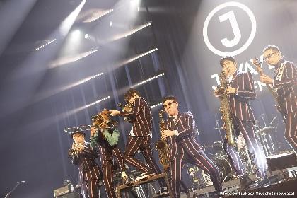 アジカン、KREVA、スガ シカオ、スカパラ、秦 基博ら出演、初のオンエア開催『J-WAVE LIVE』公式レポ