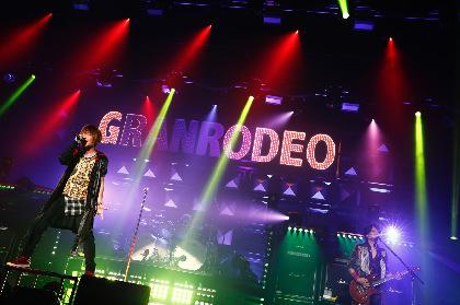 GRANRODEO 全国7都市18公演、3万人超を動員したライブハウスツアー完走