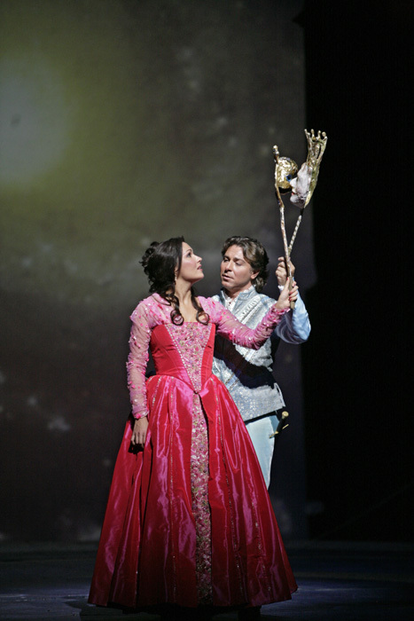 「ロメオとジュリエット」  ©Ken Howard/Metropolitan opera