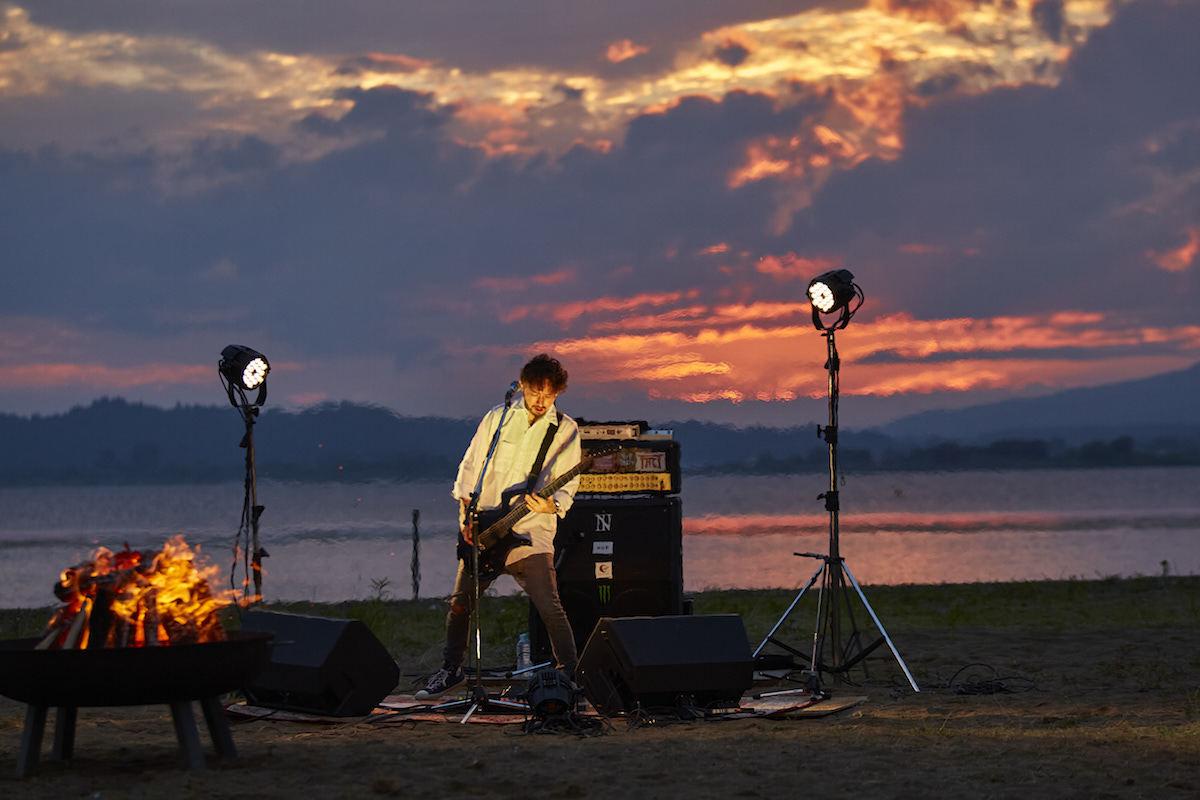 The BONEZ 撮影=Yoshifumi Shimizu