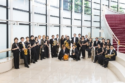 シエナ・ウインド・オーケストラ、延期していた50回目の定期演奏会を8/30に万全の体制で開催