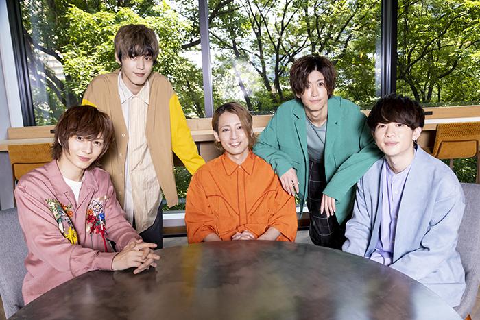 (左から)宮崎 湧、本田礼生、陳内 将、赤澤 燈、野口 準