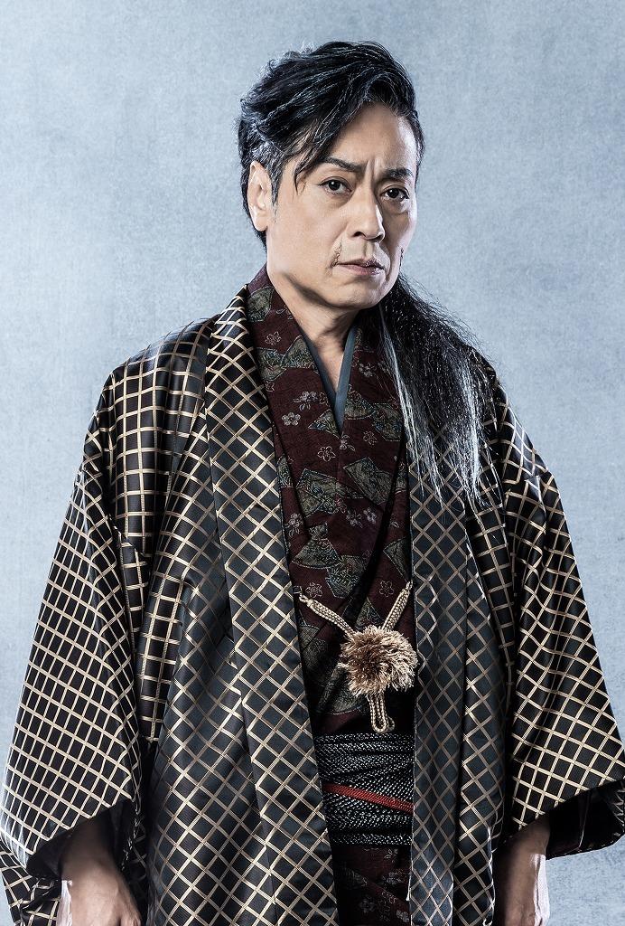 羅厳 (山崎銀之丞)  (C)2020 toei-movie-st