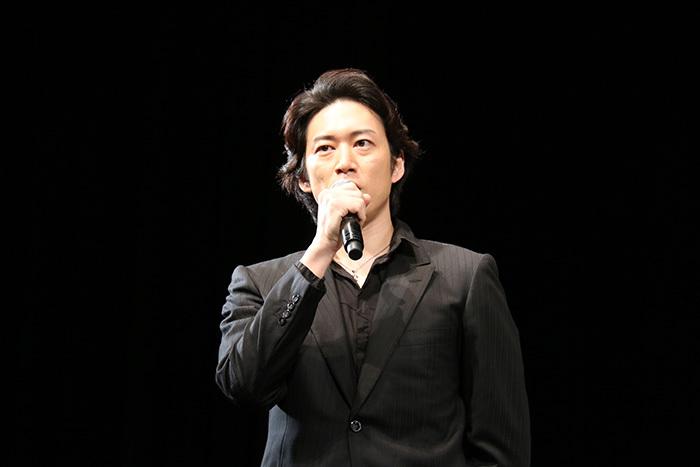 宮尾俊太郎「『ロミジュリ』は死のダンサーの演じ方ひとつでいろいろな色に変わってしまうと思う。間違ってもこの作品を殺してしまわないように勝負していきたい」