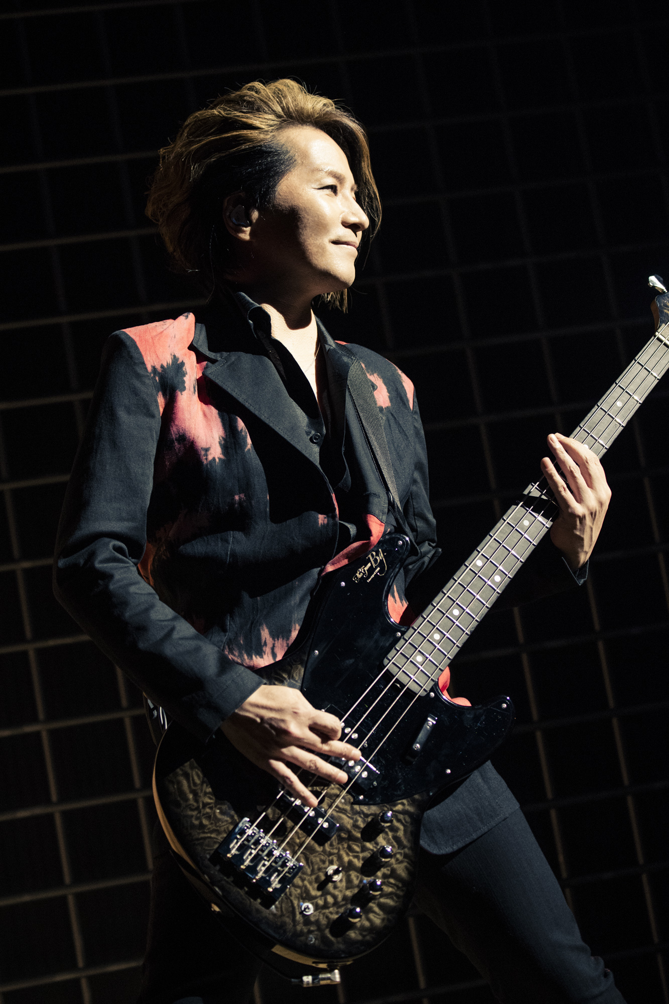 樋口豊『BUCK-TICK 2018 TOUR No.0』 撮影=田中聖太郎写真事務所