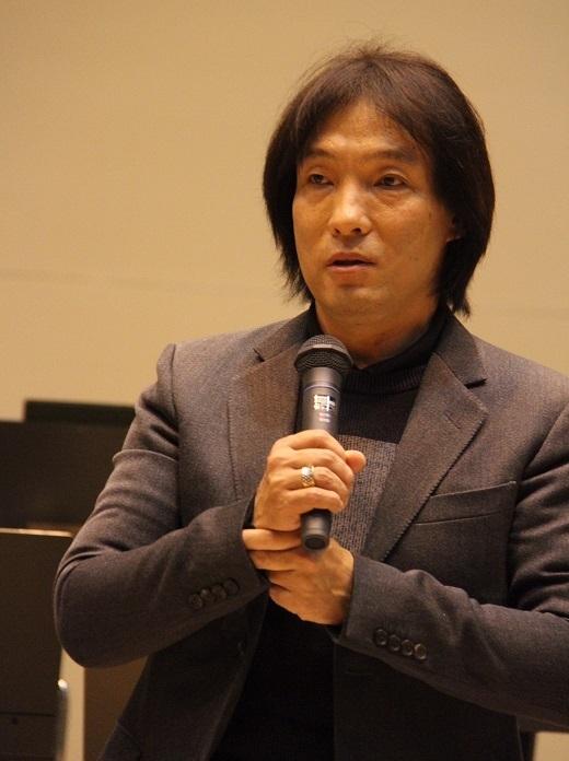 飯森範親(日本センチュリー交響楽団 首席指揮者) (C)H.isojima