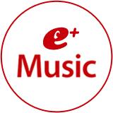 e+ MUSIC