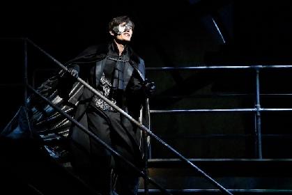 加藤和樹が体当たりの演技で魅せる! 城田版ミュージカル『ファントム』囲み取材&ゲネプロレポート