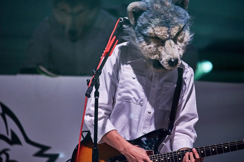 """MAN WITH A MISSION『MAN WITH A """"REBOOT LIVE & STREAMING"""" MISSION』"""