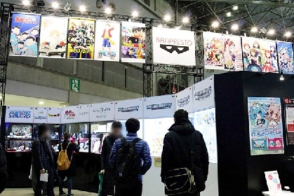 AnimeJapan 2016のバンプレストブースで『夏目友人帳』や『おそ松』など最新アニメ関連グッズが展示