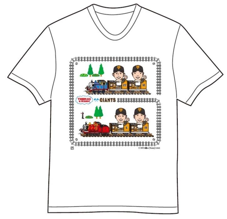 4月14日(土)の特典となるオリジナルTシャツ (c)2018 Gullane (Thomas) Limited.