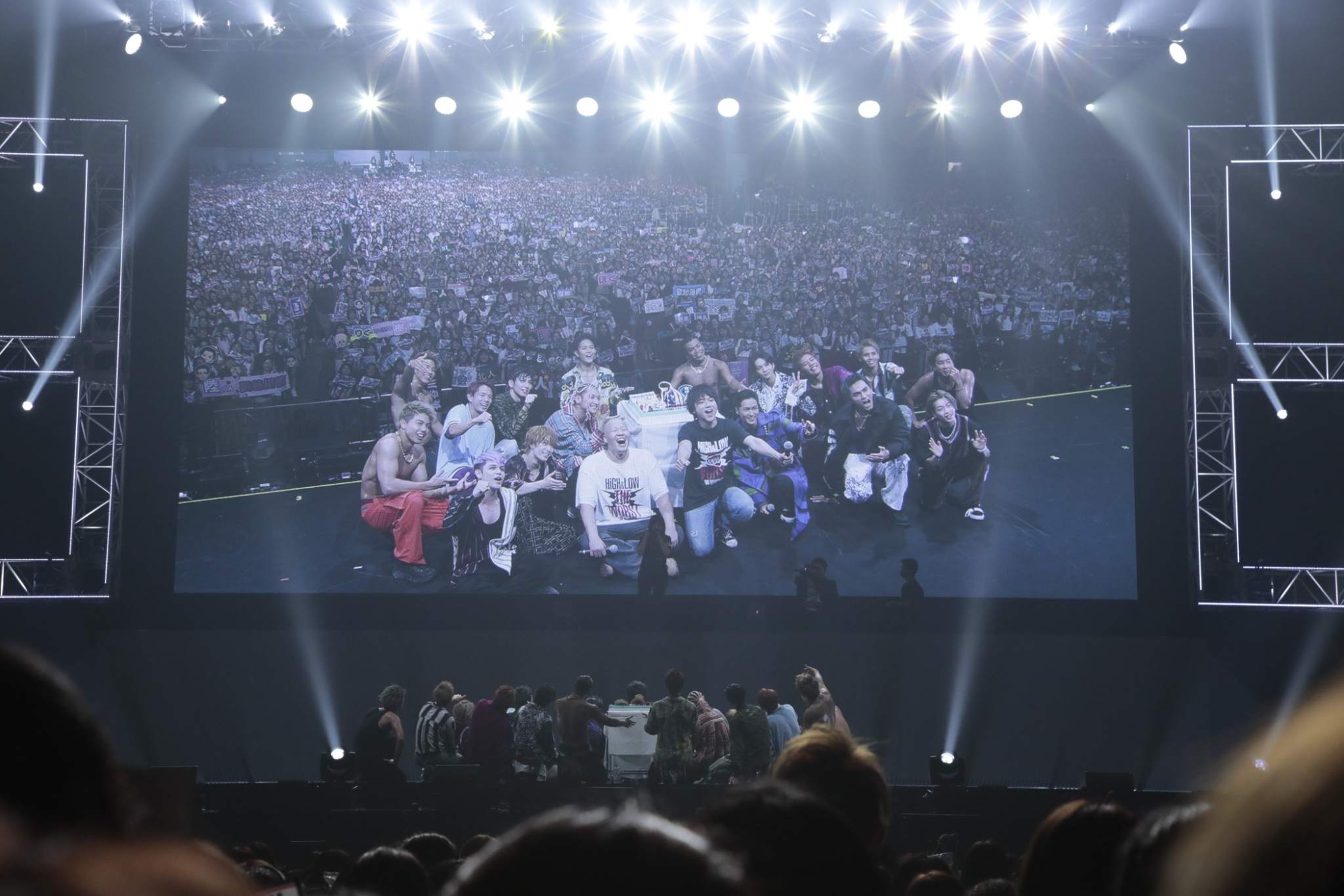 【HiGH&LOW THE WORST】VS【THE RAMPAGE from EXILE TRIBE】完成披露試写会&PREMIUM LIVE SHOW 9月17日