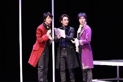 鈴木勝秀と5人の俳優が描き出す「友達」の様々な形 『僕のド・るーク』が開幕