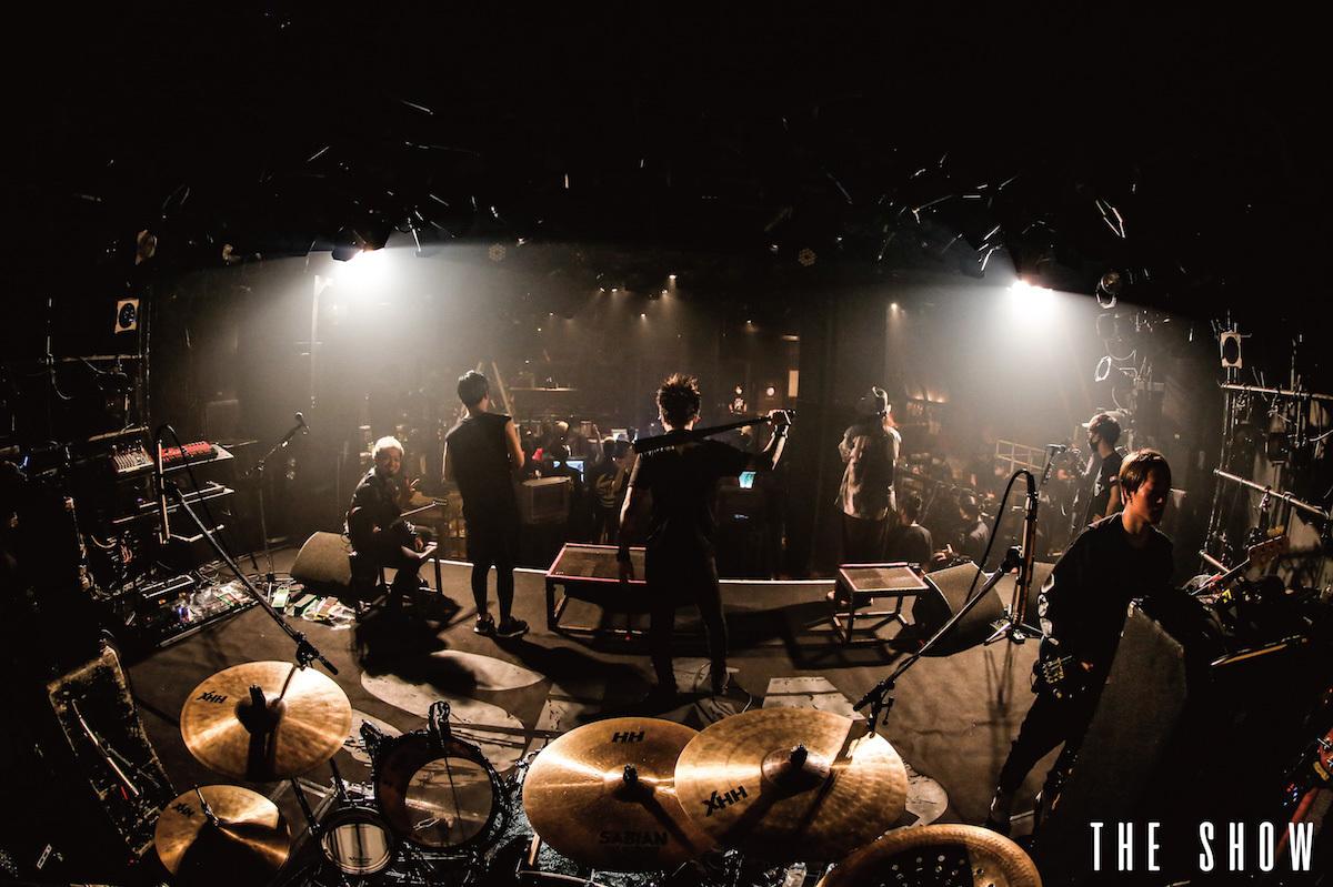 SiM Photo by Kohei Suzuki