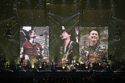 back number アリーナツアー『NO MAGIC TOUR 2019』の大阪城ホール公演が映像化
