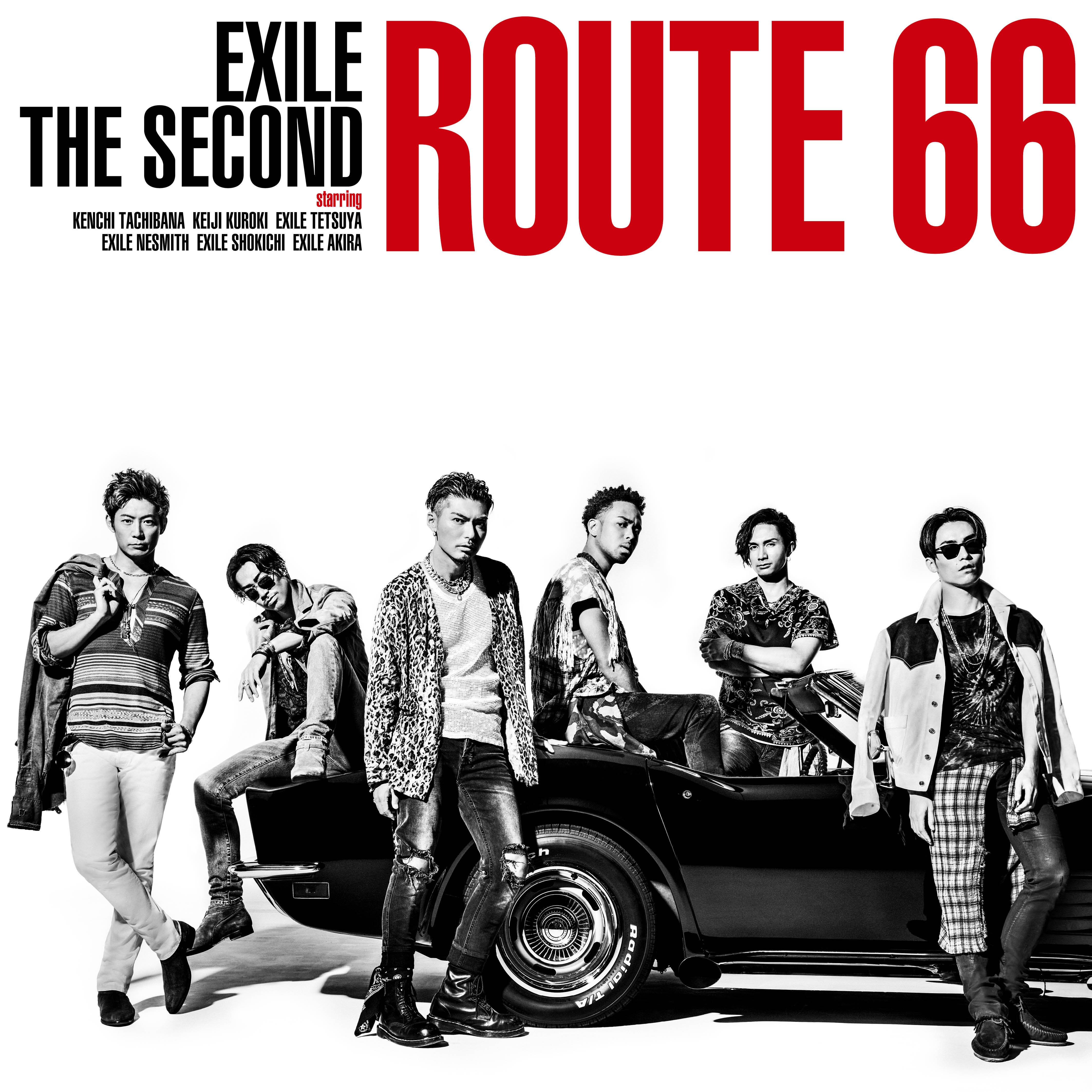 「Route 66」CD+DVD