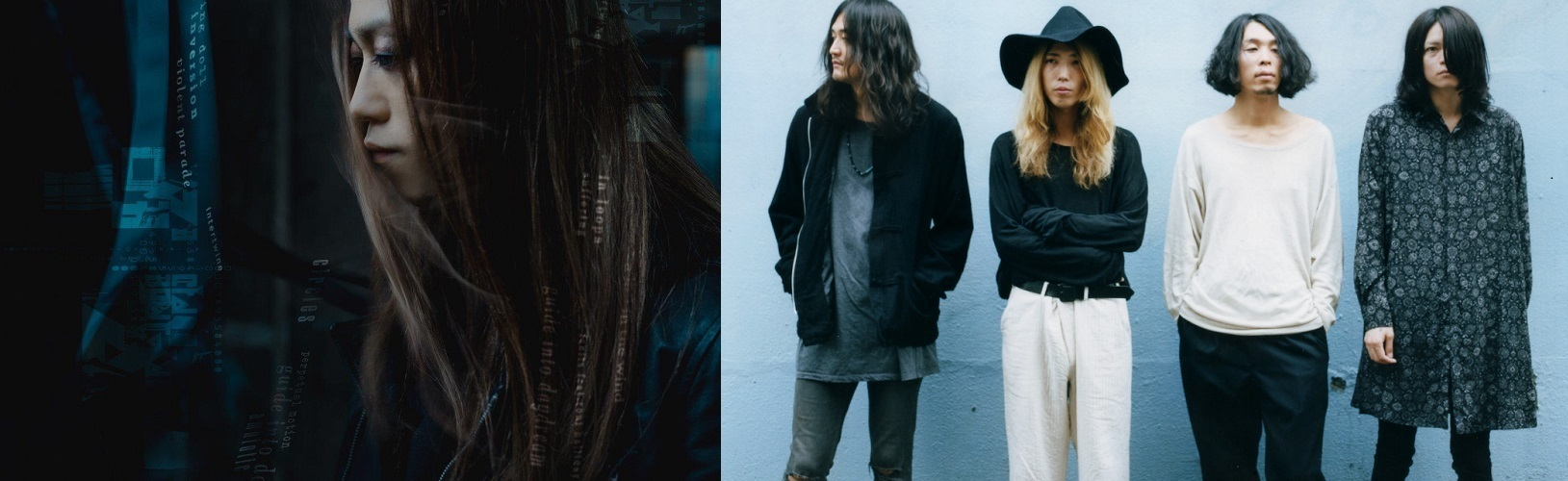 acid android×THE NOVEMBERS