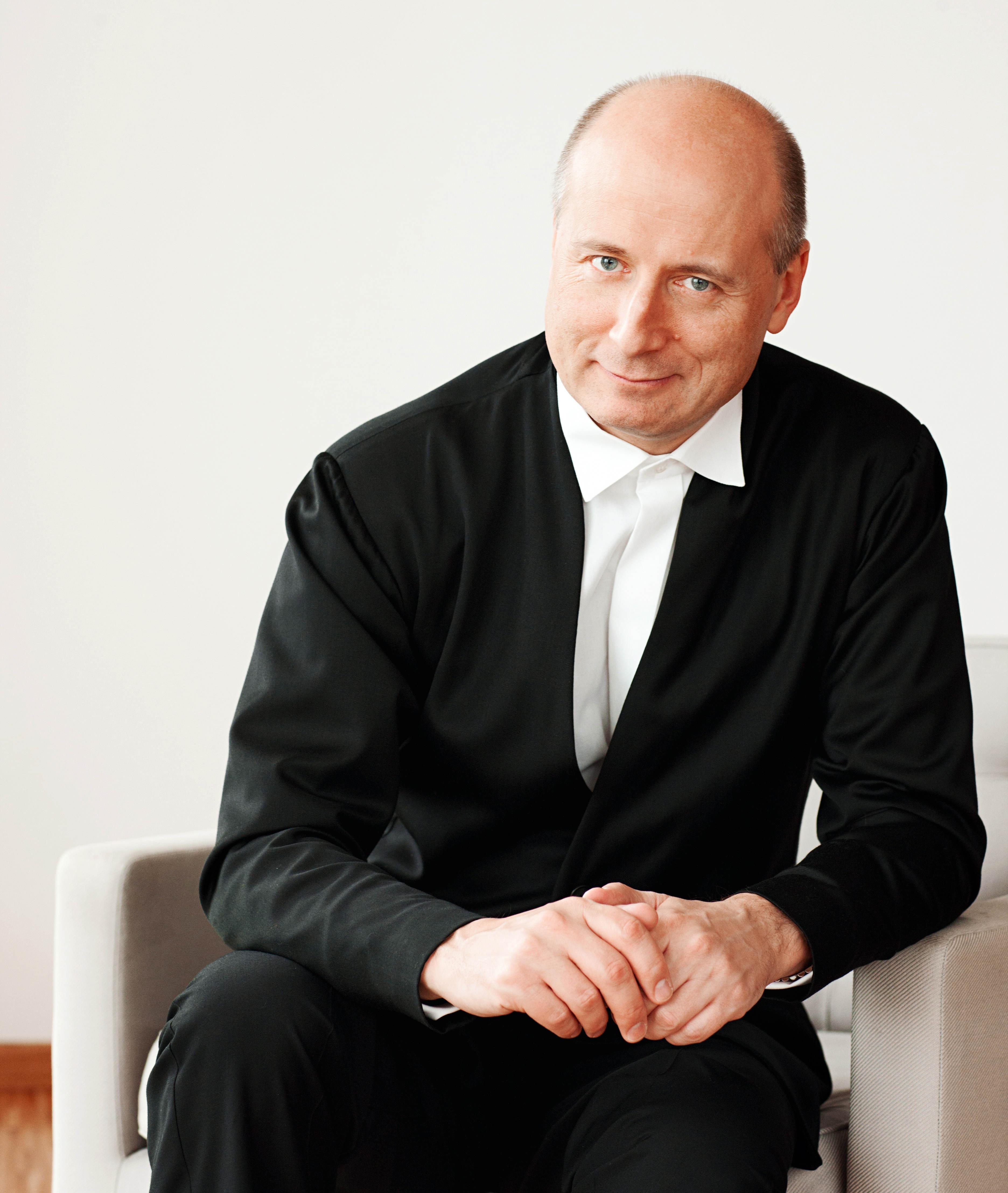パーヴォ・ヤルヴィとNHK交響楽団は未来を見据えてこの作品を取り上げる (c)Julia Baier