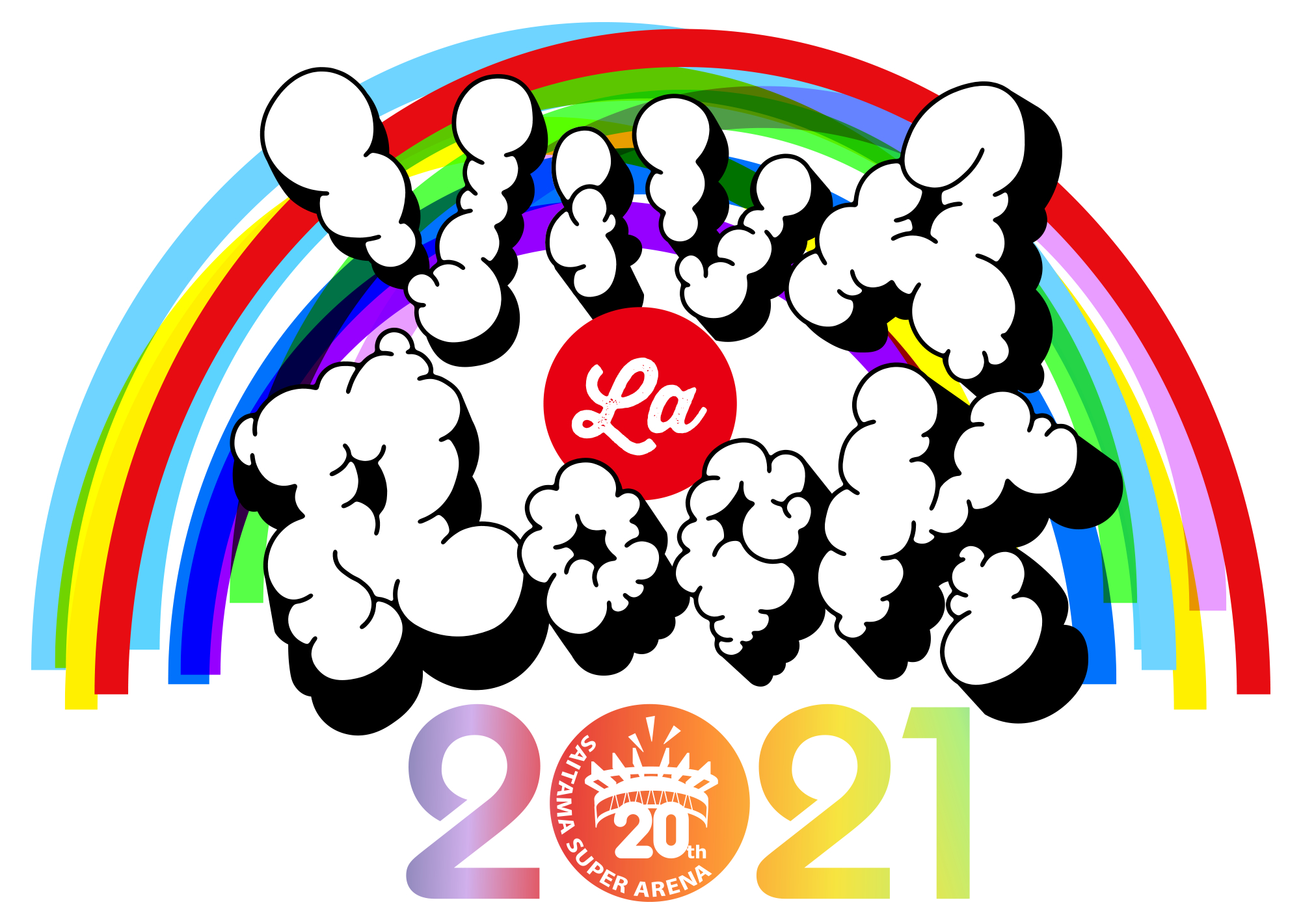 『VIVA LA ROCK 2021』ロゴ