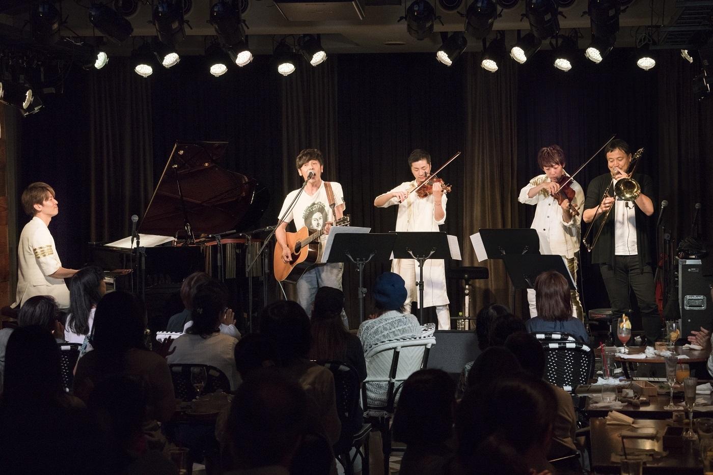 【Special Living Live】TSUKEMEN Summer Secrets