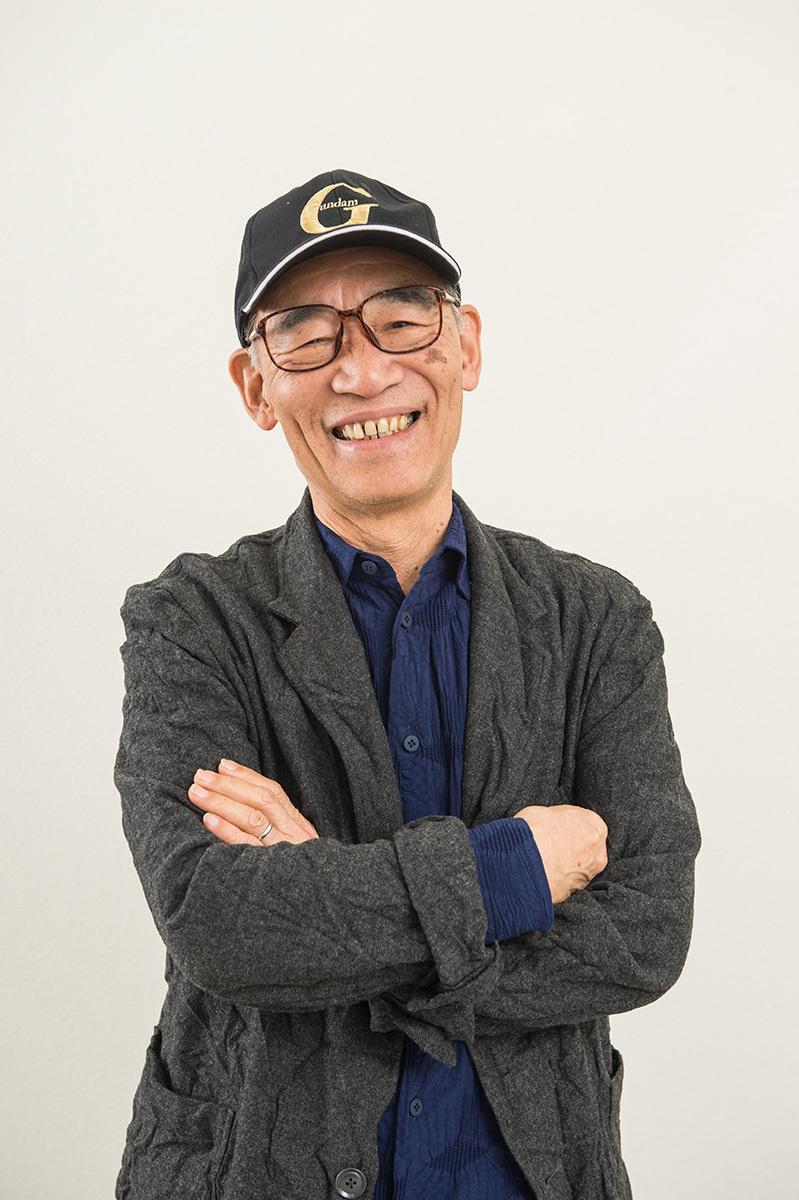 富野由悠季総監督 ©創通・サンライズ