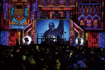 m-floにLISAが復帰、ユニバーサル・スタジオ・ジャパンで20周年の幕開け