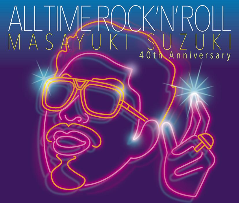 『ALL TIME ROCK 'N' ROLL』初回限定盤