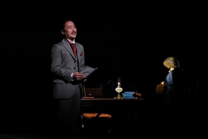 『リボルバー~誰が【ゴッホ】を撃ち抜いたんだ?~』 撮影:宮川舞子