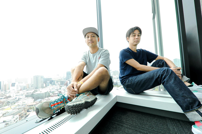 ORANGE RANGE・HIROKI、NAOTO 撮影=風間大洋