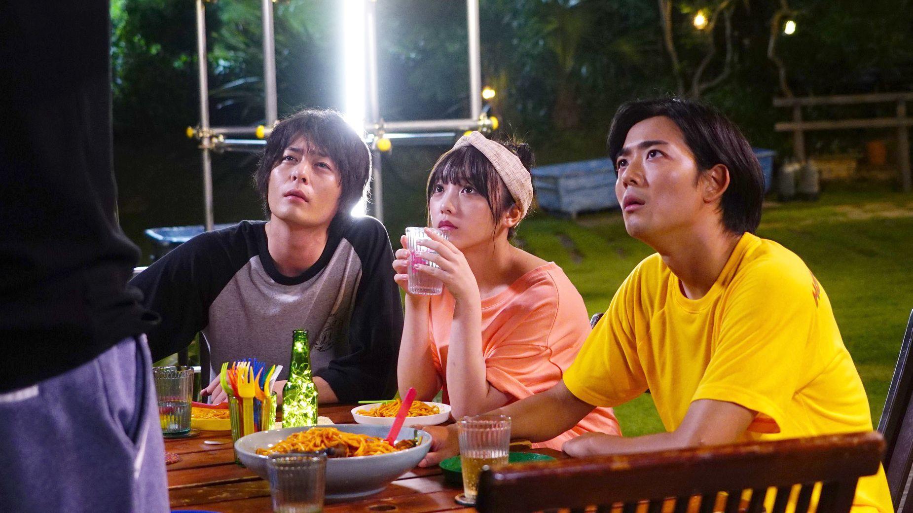 (C)井上堅二・吉岡公威/講談社(C)2020映画「ぐらんぶる」製作委員会