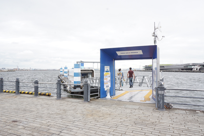 SEA BASS乗り場
