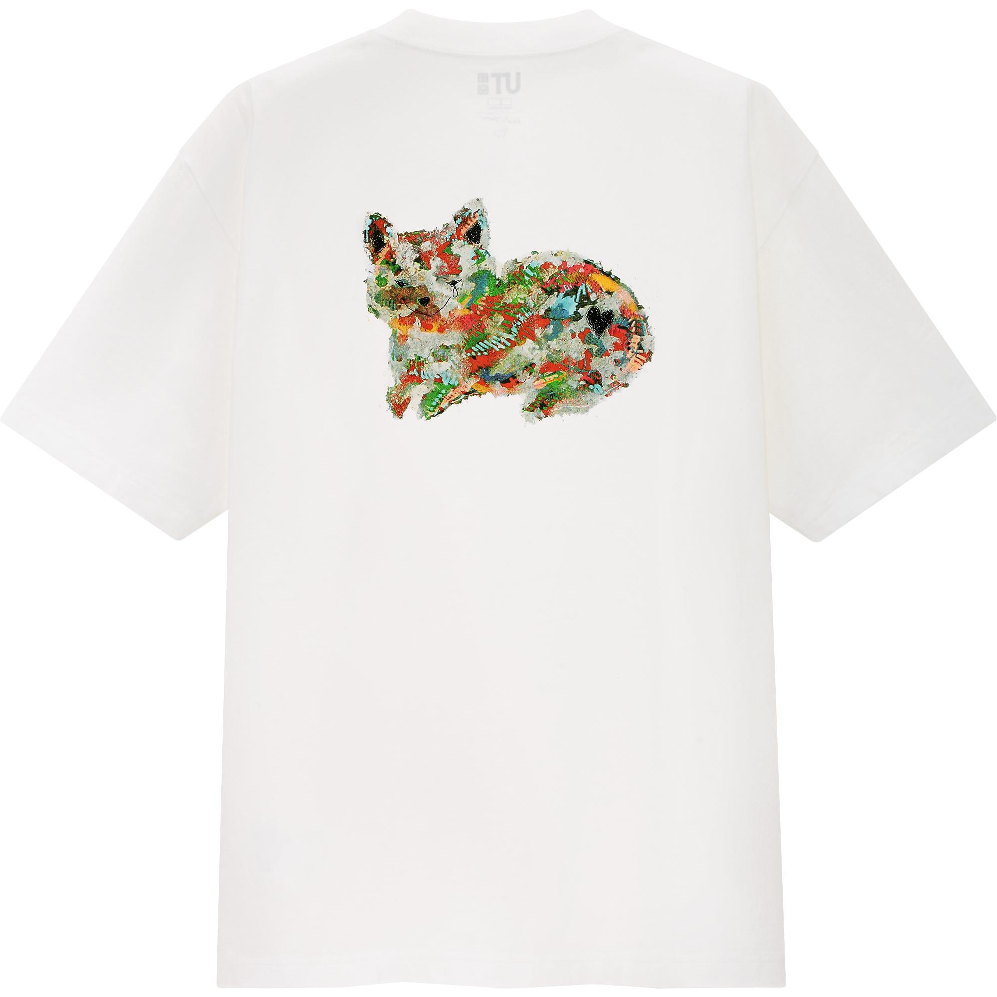 米津玄師×UT_TシャツE2