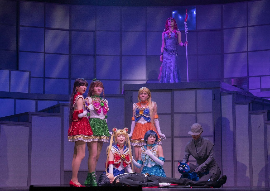 (C)武内直子・PNP/乃木坂 46 版 ミュージカル「美少女戦士セーラームーン」製作委員会 2019