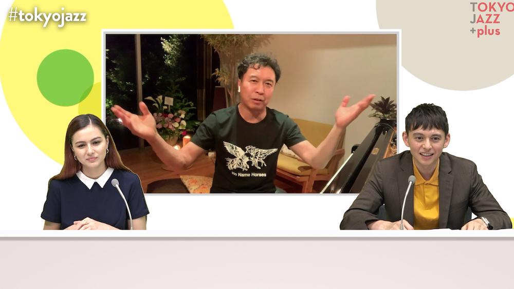 小曽根真、セレイナ・アン、ハリー杉山   (c)TOKYO JAZZ FESTIVAL