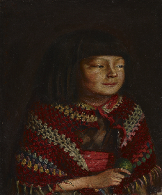 『没後90年記念 岸田劉生展』が開催 初期から最晩年までの作品を制作年代順に展示し、画業の変遷を辿る