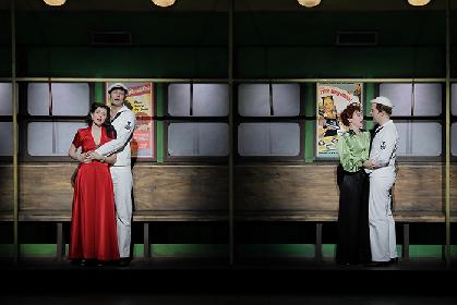 巨匠レナード・バーンスタインのブロードウェイ・デビュー作『オン・ザ・タウン』、佐渡裕プロデュース公演に登場