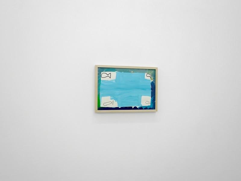 平山昌尚《6037》2016 タリオンギャラリーでの展示風景