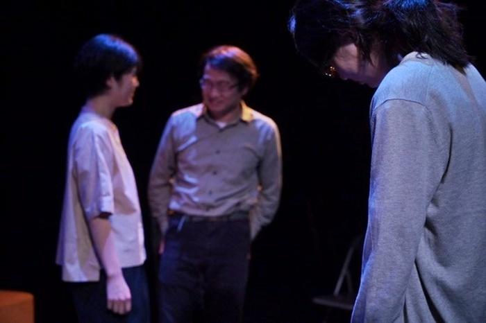 前回公演『どこにも行きたくないしここにもいたくない』(2019年)より。 [撮影]小嶋謙介