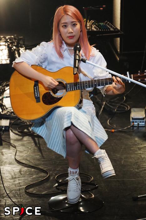 ウ・ジユン(photo:Mitsuo Ando)
