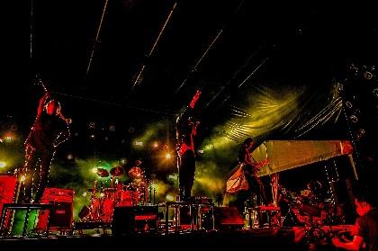 "THE ORAL CIGARETTES『RUSH BALL 2020』ライブレポート ――制約下でも""通常運転""の壮絶パフォーマンスに乱舞で応戦"