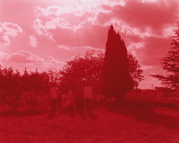 森栄喜の写真展『Family Regained』 セルフタイマーで多様な「家族」写す