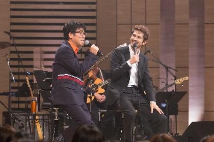 平井堅、NHK『SONGS』でオールタイムリクエストLIVEを実施 トークゲストは亀田誠治