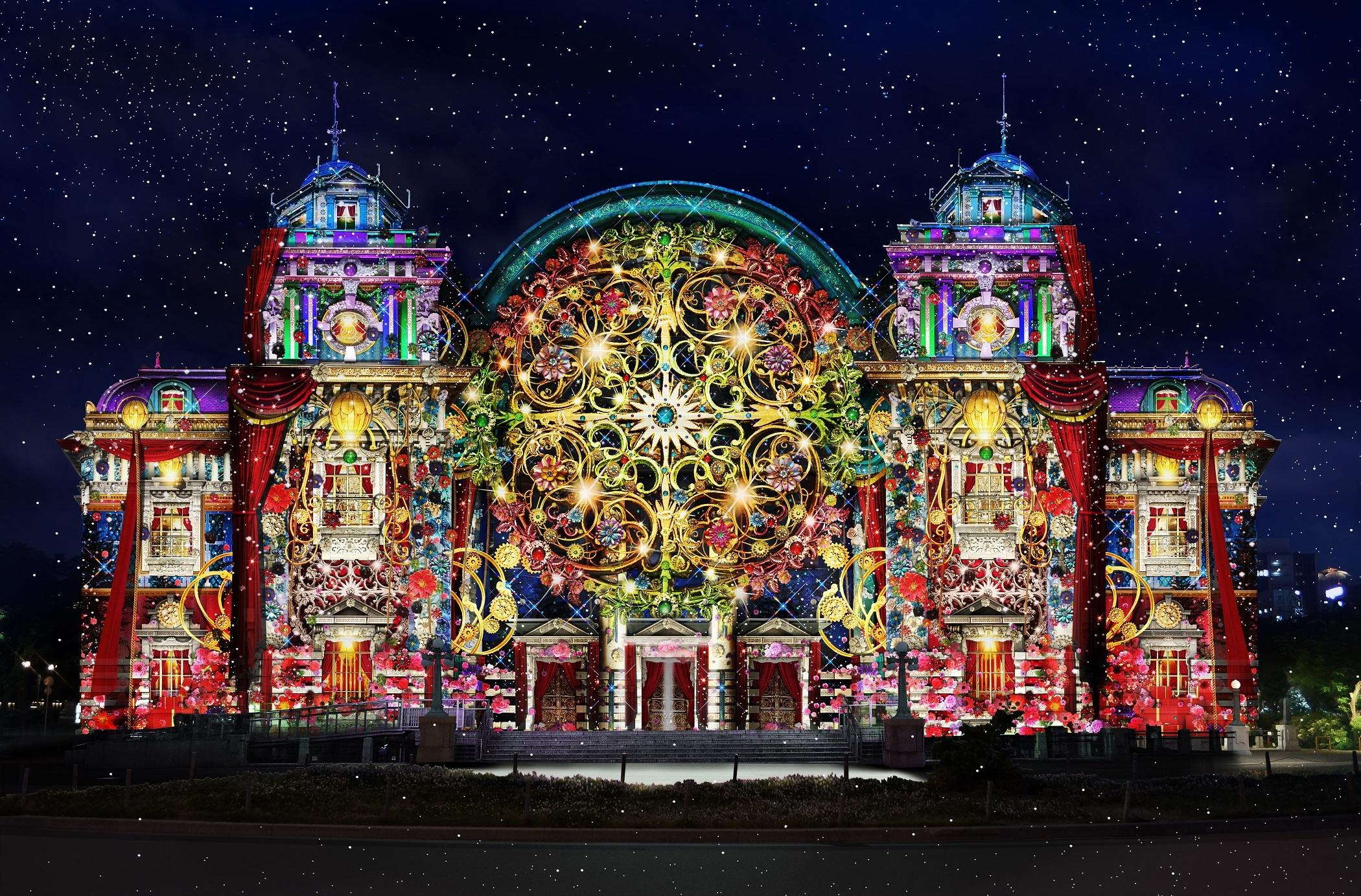 OSAKA光のルネサンス2019 (※画像はイメージ) (C)大阪・光の饗宴実行委員会